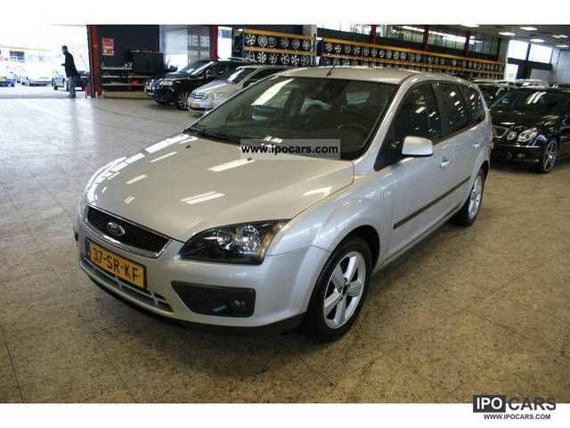 2006 Ford  Focus 1.8 TDCI 115 pk Estate Car Used vehicle photo