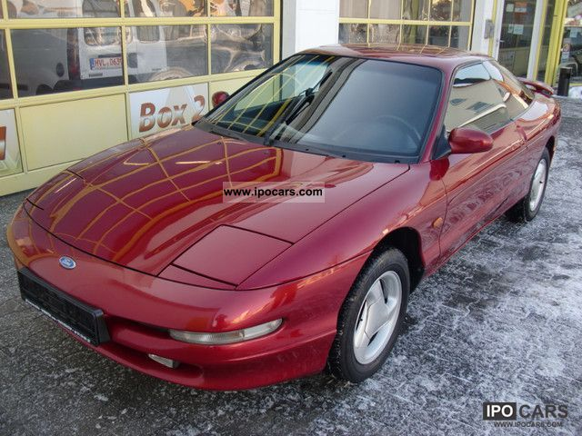 1998 Ford Probe 16V Sports Car Coupe