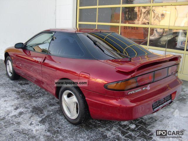 Ford Probe V Lgw