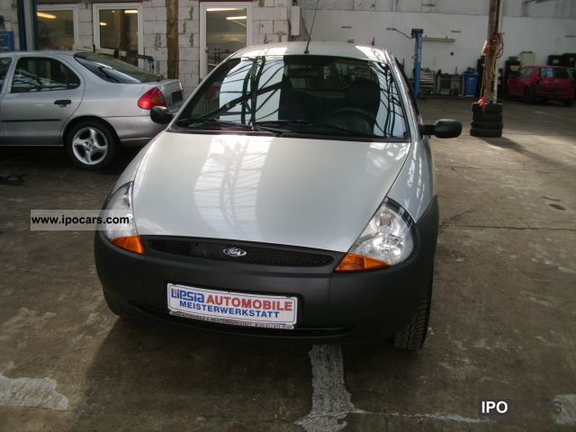 2003 Ford  Ka second HAND air-conditioning Small Car Used vehicle photo