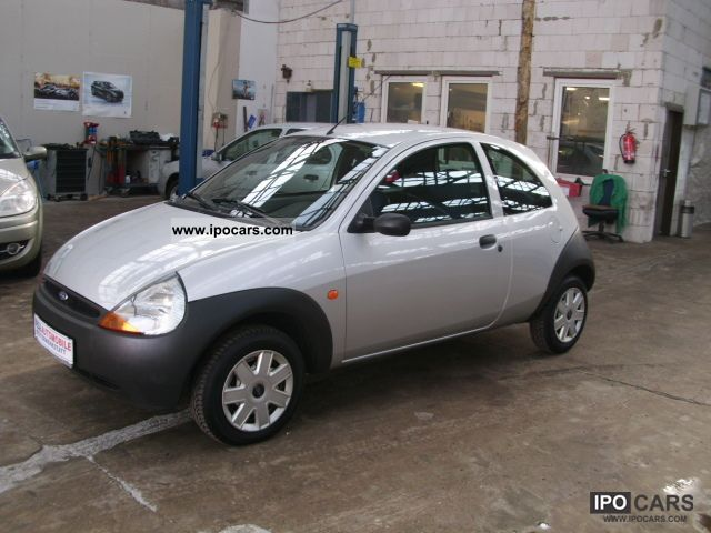 Ford Ka Second Hand Air Conditioning Small Car Used Vehicle Photo