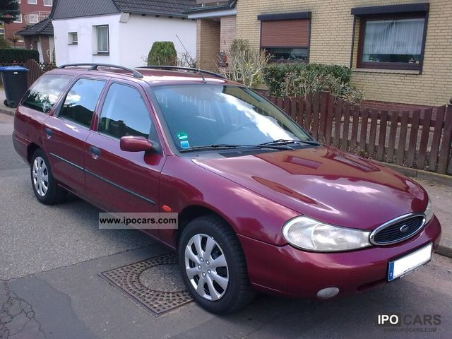 2000 ford mondeo 16v maintained state tournament car photo and specs. Black Bedroom Furniture Sets. Home Design Ideas