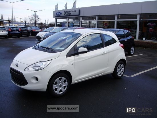 2012 ford ka trend cool sound package e5 start. Black Bedroom Furniture Sets. Home Design Ideas