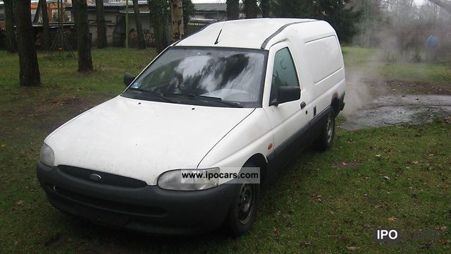 1999 Ford  Express Estate Car Used vehicle photo