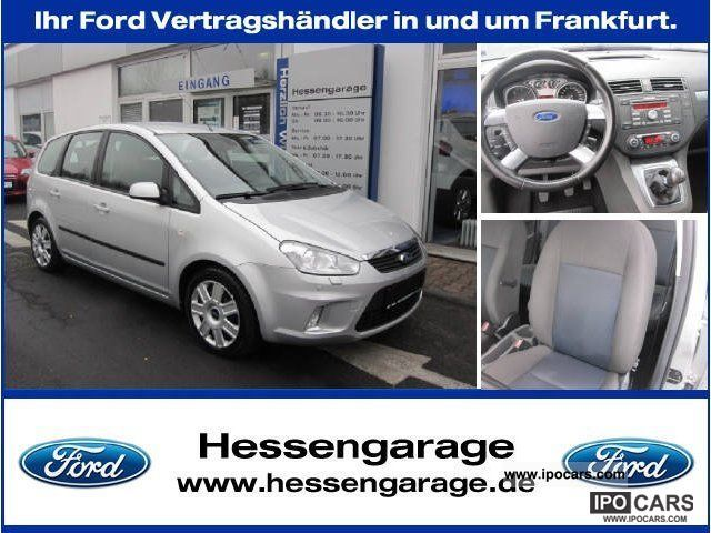 2009 Ford  C-MAX 2.0 TDCi Style + Estate Car Used vehicle photo