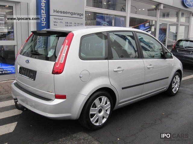 2009 ford c max 2 0 tdci style car photo and specs. Black Bedroom Furniture Sets. Home Design Ideas