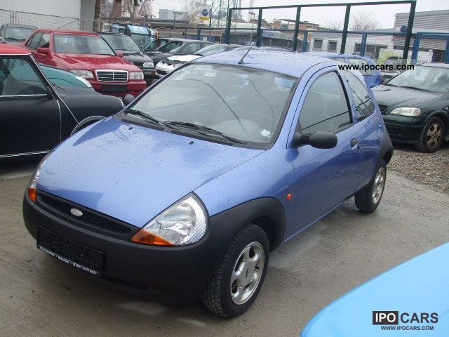 1999 Ford  Ka * Air conditioning * Power * 110TKM approval before 09/2012 D4 Small Car Used vehicle photo