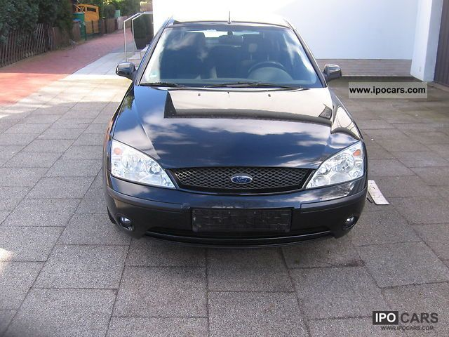 2003 ford mondeo 1 8 futura car photo and specs. Black Bedroom Furniture Sets. Home Design Ideas