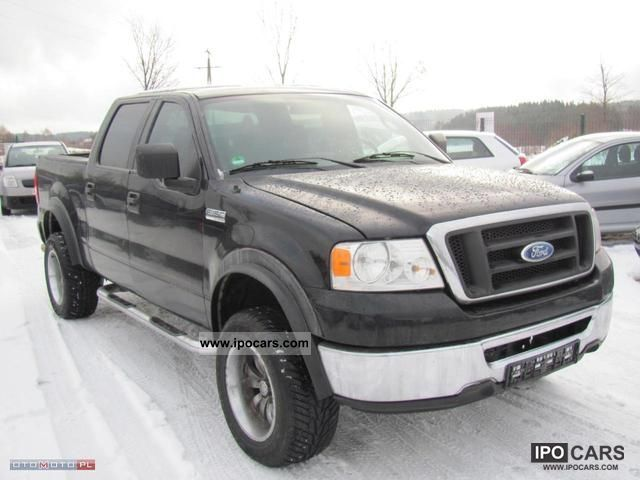 2006 Ford  F-150 4x4 5.4 V8 * LPG * * leather * Climate * Off-road Vehicle/Pickup Truck Used vehicle photo