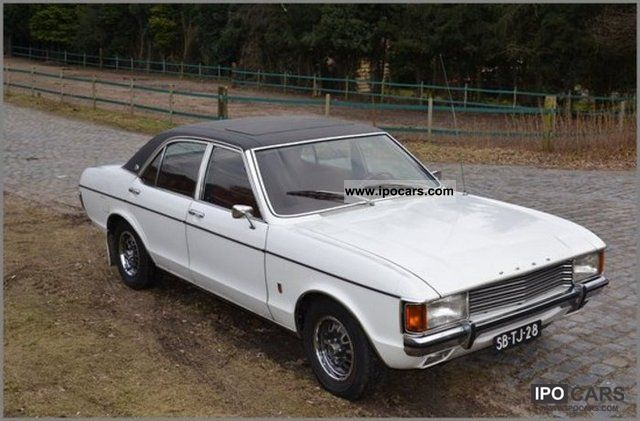 Ford  Granada GXL 2600 1973 Vintage, Classic and Old Cars photo