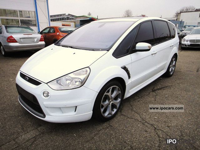 2009 Ford  S-Max 2.0 TDCi DPF panoramic leather Individual Van / Minibus Used vehicle photo