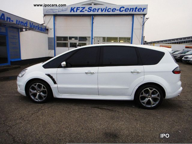 2009 Ford S Max 2 0 Tdci Dpf Panoramic Leather Individual