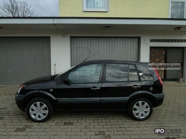 2006 ford fusion 1 6 tdci alu klimaautomatk ahk 2 hd euro4 car photo and specs. Black Bedroom Furniture Sets. Home Design Ideas
