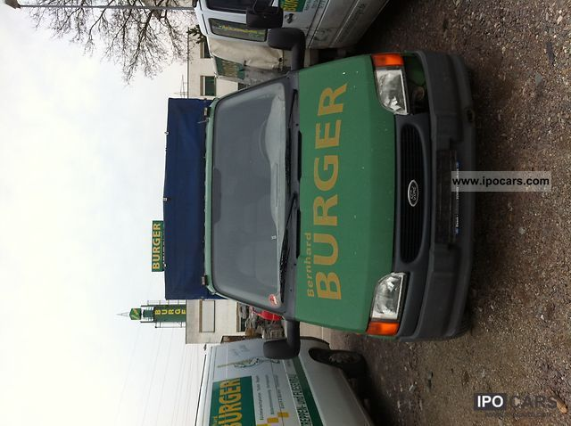 2000 Ford  FT 190 L D Other Used vehicle (business photo
