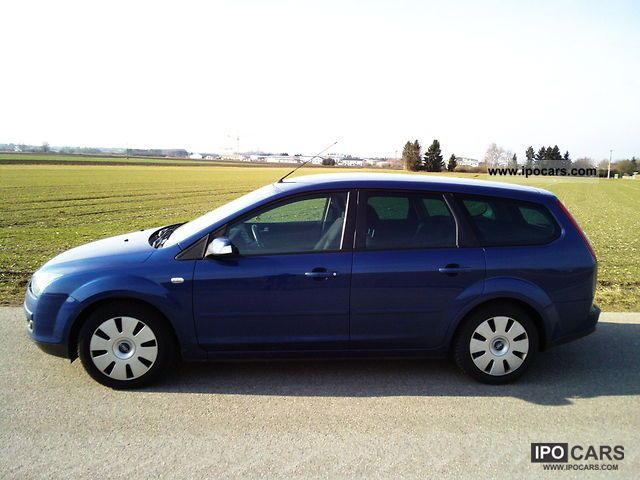 2006 Ford  Focus Estate 2.0 16v Titanium Estate Car Used vehicle photo