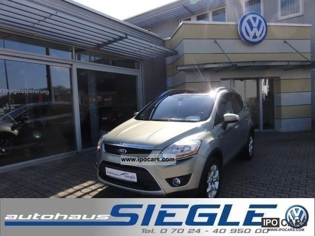 2010 Ford  Kuga 2.0 TDCi 4x4 + air panoramic roof Off-road Vehicle/Pickup Truck Used vehicle photo