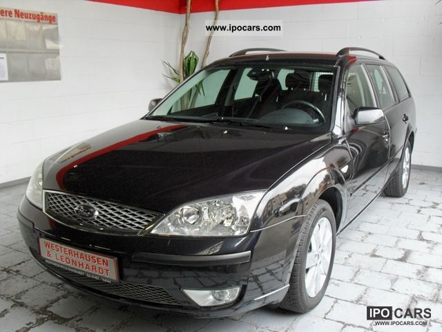 Ford  Mondeo 1.8 LPG Futura X Klimaautom. 2006 Liquefied Petroleum Gas Cars (LPG, GPL, propane) photo