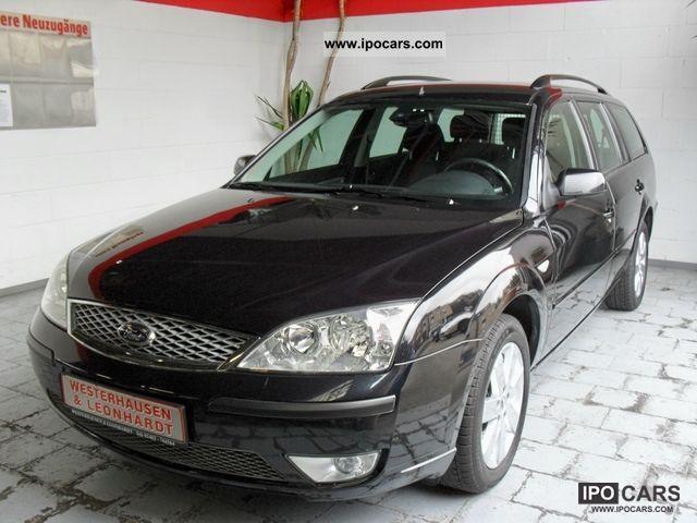 2006 Ford  Mondeo 1.8 LPG Futura X Klimaautom. Estate Car Used vehicle photo