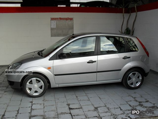 2003 ford fiesta 1 4 16v ambiente efh sunroof car photo and specs. Black Bedroom Furniture Sets. Home Design Ideas