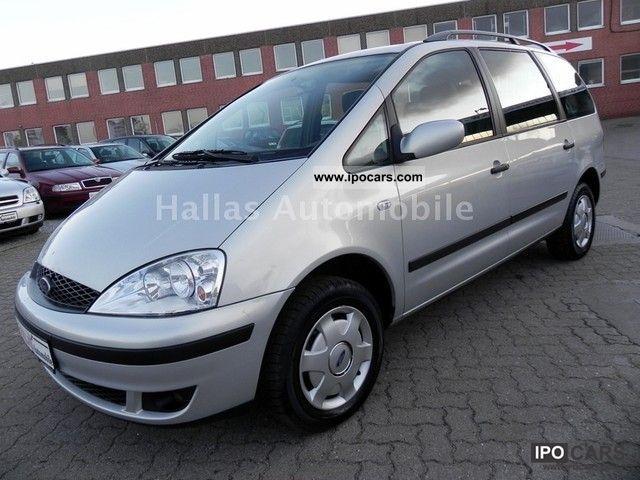 2000 Ford  Galaxy 2.3 16V * Climate * Heated seats * APC * Van / Minibus Used vehicle photo