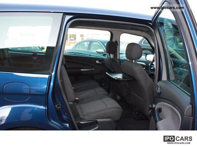 2008 Ford Galaxy 2 0 Tdci 7 Seats Navi 1 Hand Car