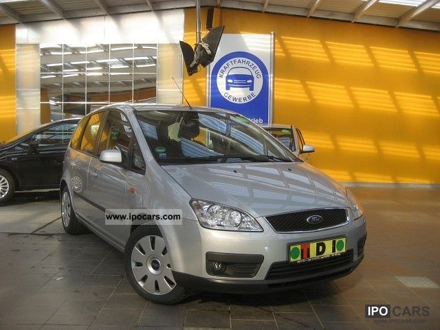 2003 Ford  C-Max 2.0 CDTi DPF + AHK ... Full Service History Van / Minibus Used vehicle photo