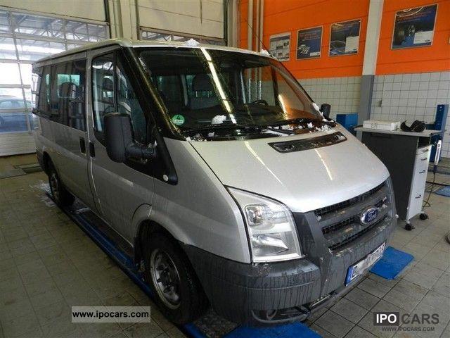 2008 Ford  FT 280 K TDCi * 8 seater / € 4 * Van / Minibus Used vehicle photo