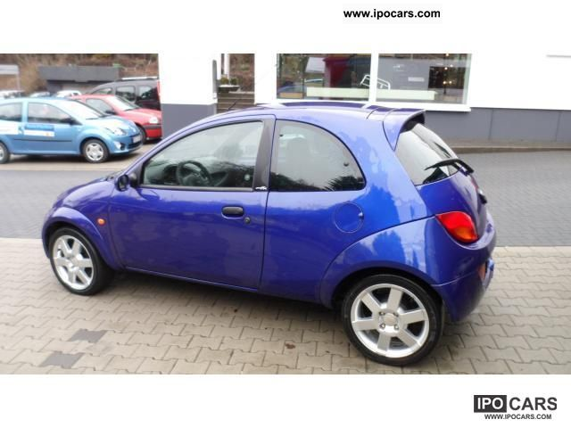 2006 ford ka sportka car photo and specs. Black Bedroom Furniture Sets. Home Design Ideas