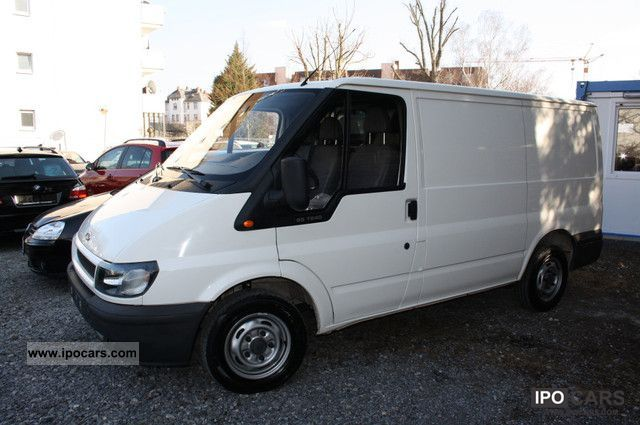 2005 Ford  FT 240 K TDE 1.Hand Scheckheftgepf at Ford Van / Minibus Used vehicle photo