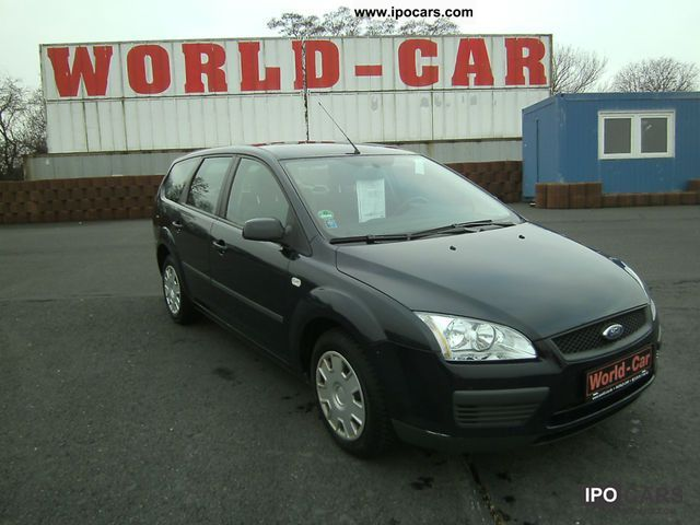 2006 Ford  Focus Estate 1.6 TDCi DPF climate 1Besitz only 79TKM Estate Car Used vehicle photo