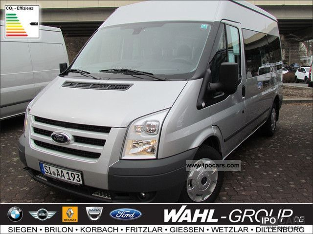 2011 Ford  Transit FT 300M Combi DPF AIR Van / Minibus Demonstration Vehicle photo