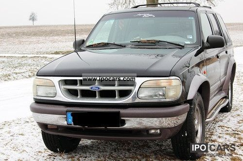 1996 Ford  High Class Explorer Off-road Vehicle/Pickup Truck Used vehicle photo