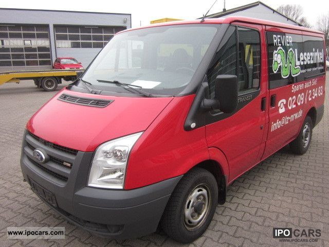 2008 Ford  FT 260 K TDCi CLIMATE, PDC ... Estate Car Used vehicle photo