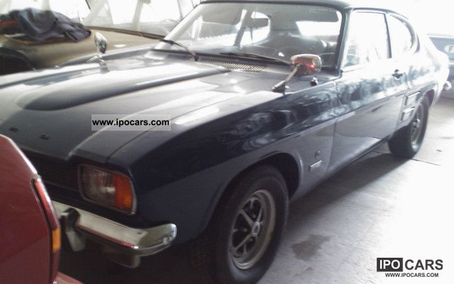 Ford  Capri MK1 2300 GT XLR second Hand 1969 Vintage, Classic and Old Cars photo