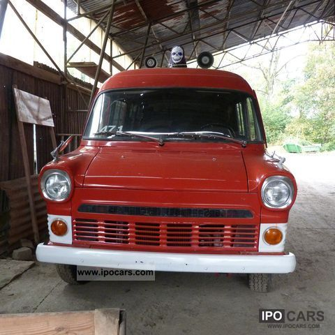 Ford  Transit 1967 Vintage, Classic and Old Cars photo