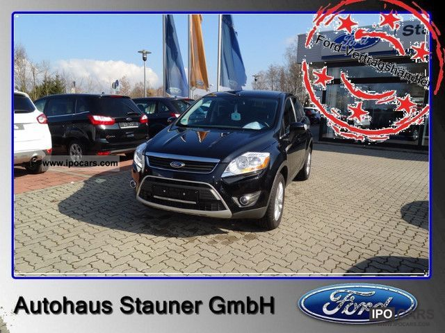 2009 Ford  Kuga 2.0 TDCiTitanium, air car, PDC, trailer hitch, CD Off-road Vehicle/Pickup Truck Used vehicle photo
