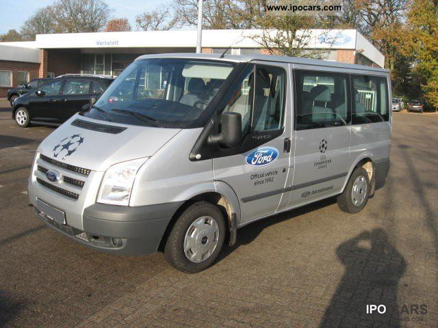 2010 Ford  Transit FT300K 2.2 TDCi combined 9-seater Van / Minibus Used vehicle photo