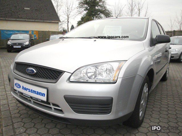 Ford  Focus 1.6 Fun Tournament LPG 2006 Liquefied Petroleum Gas Cars (LPG, GPL, propane) photo