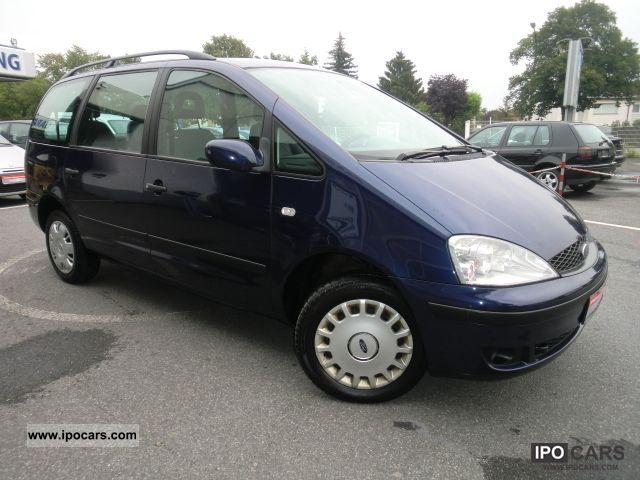 2002 Ford  Galaxy 2.3 16V trend * AIR * 7 SEATER * AHK * SITZH. Van / Minibus Used vehicle photo