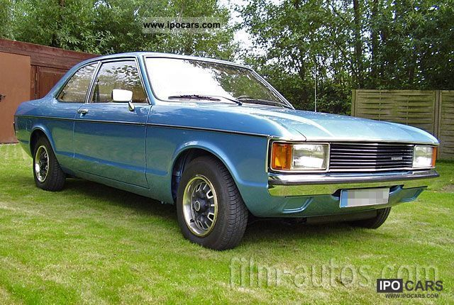 1976 Ford Granada Car Photo And Specs