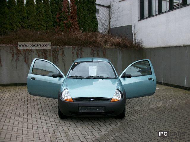 1999 Ford  KA, GOOD CONDITION, 1.HAND, 41TKM, TÜV & AU NEW!! Small Car Used vehicle photo