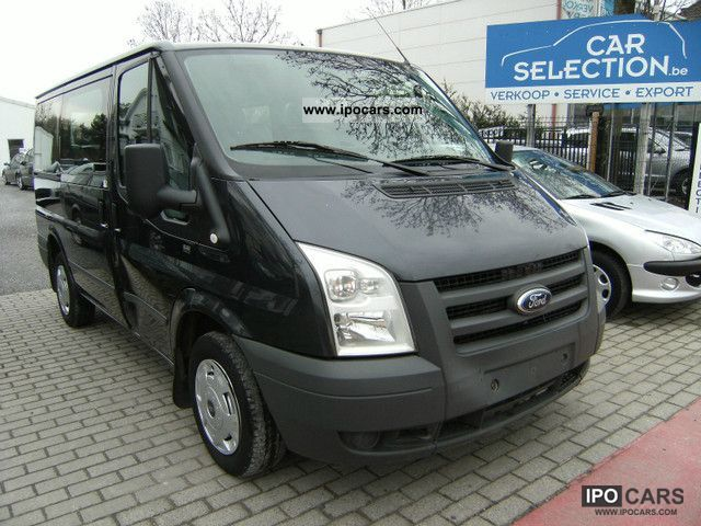 2010 Ford  FT 300 TDCi cars 9PL. * 9200 + VAT * Van / Minibus Used vehicle photo