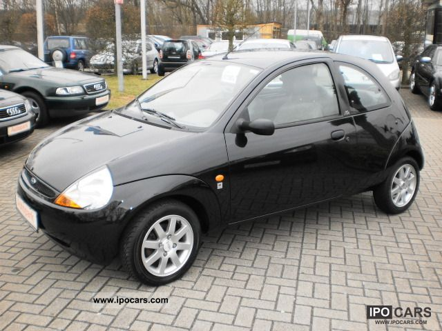 2000 Ford  Kool Ka aluminum El.Fenster D4 climate only 89 Tkm Small Car Used vehicle photo