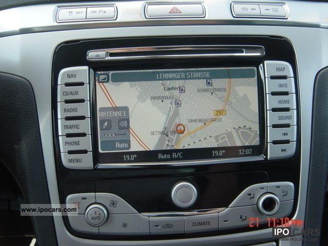 2008 Ford S Max 2 0 Tdci Dpf Aut Titanium S Navi 18 Inch