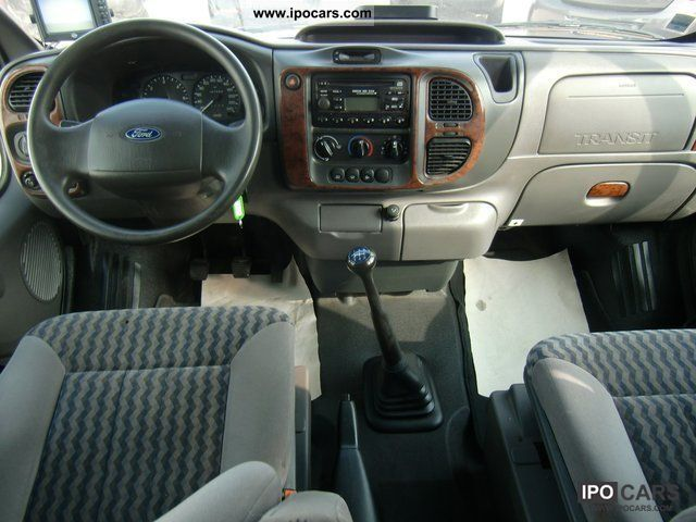 2002 Ford Transit 125 T300 2 0 D Climate Car Photo And