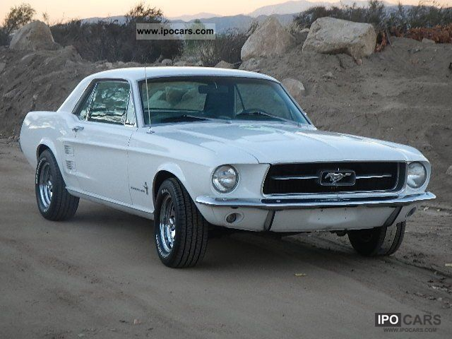 Ford  1967 Mustang V8 know-LOCAL- 1967 Vintage, Classic and Old Cars photo