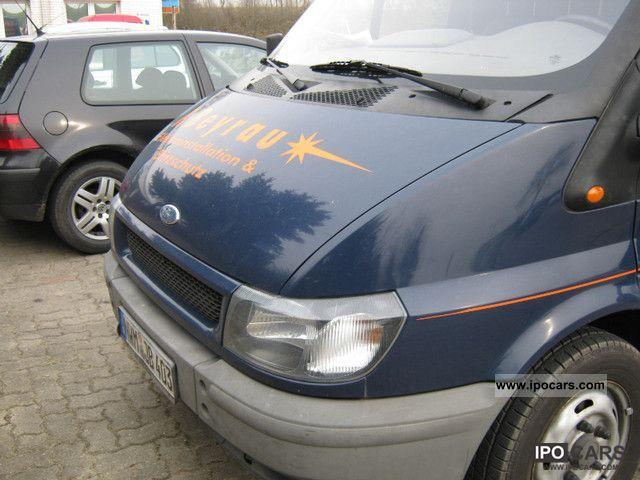 2004 Ford  FT 260 K TDE truck Van / Minibus Used vehicle photo