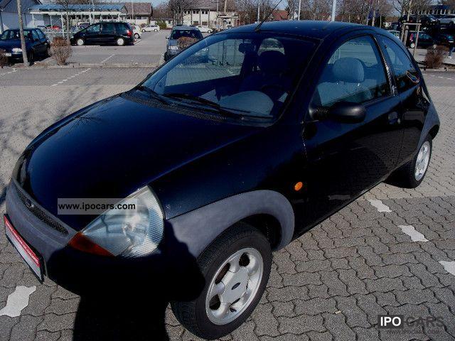 1997 Ford  Ka Edition. Hand, air, power, € 2 Small Car Used vehicle photo