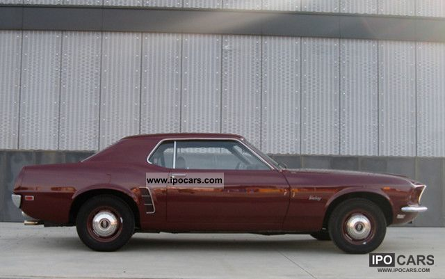 Ford  Mustang Hardtop Coupe 1969 Vintage, Classic and Old Cars photo