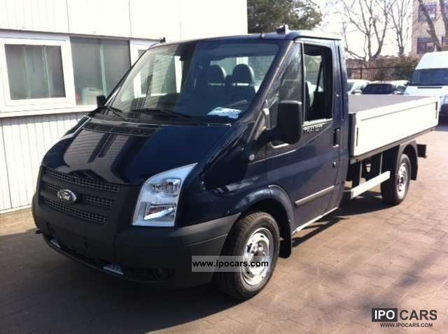 2012 Ford  Transit Bus heizb.Frontscheibe, GJ tires, Z Van / Minibus Used vehicle photo
